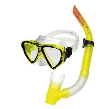 Spokey QUARIUS Sada brýle + šnorchl