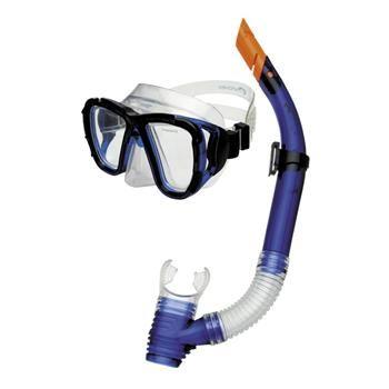 Spokey CORAL Sada brýle + šnorchl