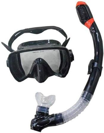 Spokey MALDIVE Sada brýle + šnorchl