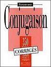 Hachette 350 EXERCICES - CONJUGATION Corrigés cena od 157 Kč
