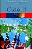 Oxford University Press A-Z OF COUNTRIES OF THE WORLD 2nd Edition cena od 216 Kč