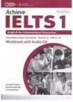 Heinle Achieve IELTS 1 Workbook with Audio CD Second Edition cena od 376 Kč