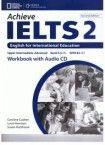 Heinle Achieve IELTS 2 Workbook with Audio CD Second Edition cena od 376 Kč