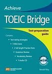 Heinle ACHIEVE TOEIC BRIDGE cena od 602 Kč