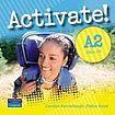 Longman Activate! A2 Class CDs (2) cena od 270 Kč