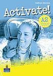 Longman Activate! A2 Grammar a Vocabulary Book cena od 453 Kč