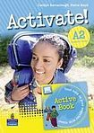Longman Activate! A2 Student´s Book with Digital Active Book cena od 365 Kč