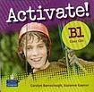 Longman Activate! B1 (Intermediate) Class Audio CDs (2) cena od 366 Kč