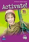 Longman Activate! B1 (Intermediate) Workbook with Key and iTest Multi-ROM cena od 491 Kč
