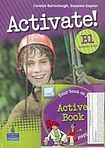 Longman Activate! B1 Student´s Book with ActiveBook CD-ROM cena od 919 Kč