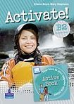 Longman Activate! B2 Student´s Book with ActiveBook CD-ROM cena od 520 Kč