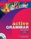 Fiona Davies + Wayne Rimmer: Active Grammar 1 - Book with answers and CD-ROM cena od 278 Kč