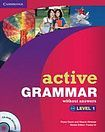 Cambridge University Press Active Grammar 1 Book without answers and CD-ROM cena od 192 Kč