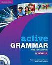 Cambridge University Press Active Grammar 2 Book without answers and CD-ROM cena od 256 Kč