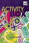 Cambridge University Press Activity Box Book cena od 1123 Kč