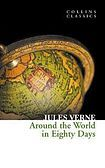 Harper Collins UK Around the World in 80 Days (Collins Classics) cena od 48 Kč