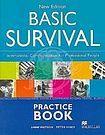 Macmillan Basic Survival Practice Book cena od 336 Kč