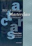 Oxford University Press BEC Vantage Masterclass Course Book cena od 470 Kč