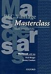 Oxford University Press BEC Vantage Masterclass Workbook + audio CD with key cena od 260 Kč