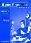Heinle BEST PRACTICE ELEMENTARY - TEACHERS RESOURCE TEXT cena od 496 Kč