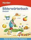 Hueber Verlag Bilderwörterbuch deutsch Deutsch als Zweitsprache/DaF cena od 262 Kč