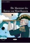 BLACK CAT - CIDEB BLACK CAT - Die Abenteuer des Barons von Münchhausen + CD (A2) cena od 208 Kč