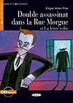 BLACK CAT - CIDEB BLACK CAT - Double assassinat dans la Rue Morgue et La lettre volée + CD (B2) cena od 242 Kč