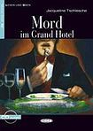 BLACK CAT - CIDEB BLACK CAT - Mord im Grand Hotel + CD (A2) cena od 209 Kč