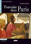 BLACK CAT - CIDEB BLACK CAT - Poursuite dans Paris + CD (A2) cena od 194 Kč