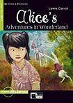 BLACK CAT - CIDEB Black Cat Alice´s Adventures In Wonderland + CD ( Reading a Training Level 2) cena od 202 Kč