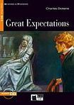 XXL obrazek BLACK CAT - CIDEB Black Cat GREAT EXPECTATIONS + CD ( Reading a Training Level 5)
