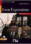 BLACK CAT - CIDEB Black Cat Great Expectations with Audio CD (New Edition) (Reading a Training Level 3) cena od 216 Kč