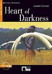 BLACK CAT - CIDEB Black Cat HEART OF DARKNESS + CD ( Reading a Training Level 5) cena od 199 Kč