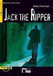 BLACK CAT - CIDEB Black Cat JACK THE RIPPER + CD ( Reading a Training Level 4) cena od 194 Kč