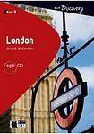 BLACK CAT - CIDEB Black Cat LONDON + CD ( Reading a Training Discovery Level 1) cena od 234 Kč