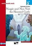 BLACK CAT - CIDEB Black Cat Maggie and Max Visit the Haunted Castle ( Early Readers Level 3) cena od 112 Kč