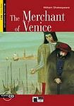 BLACK CAT - CIDEB Black Cat MERCHANT OF VENICE + CD ( Reading a Training Level 4) cena od 243 Kč