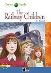 BLACK CAT - CIDEB BLACK CAT READERS GREEN APPLE EDITION 1 - THE RAILWAY CHILDREN + CD cena od 180 Kč