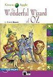 BLACK CAT - CIDEB BLACK CAT READERS GREEN APPLE EDITION STARTER - THE WONDERFUL WIZARD OZ + CD-ROM cena od 184 Kč