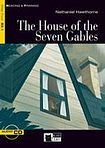 XXL obrazek BLACK CAT - CIDEB Black Cat The House of the Seven Gables + CD ( Reading a Training Level 4)