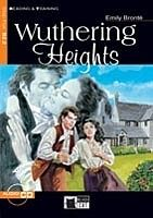 BLACK CAT - CIDEB Black Cat WUTHERING HEIGHTS + CD ( Reading a Training Level 5) cena od 202 Kč