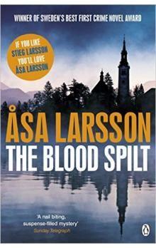 Larsson Asa: Blood Split cena od 220 Kč