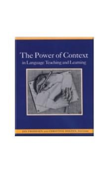 Heinle BOOKS FOR TEACHERS: POWER OF CONTEXT IN LANGUAGE TEACHING AND LEARNING cena od 668 Kč