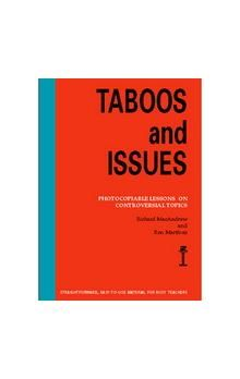 Heinle BOOKS FOR TEACHERS: TABOOS AND ISSUES cena od 674 Kč