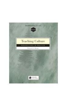 Heinle BOOKS FOR TEACHERS: TEACHING CULTURE PERSPECTIVES IN PRACTICE cena od 539 Kč