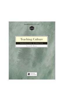 Heinle BOOKS FOR TEACHERS: TEACHING CULTURE PERSPECTIVES IN PRACTICE cena od 553 Kč