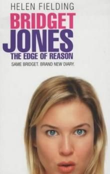 Fielding Helen: Bridget Jones: Edge of Reason (tie-in) cena od 235 Kč