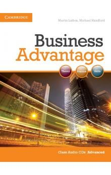 Cambridge University Press Business Advantage Advanced Audio CDs (2) cena od 576 Kč