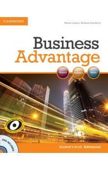 Cambridge University Press Business Advantage Advanced Student´s Book with DVD cena od 476 Kč