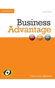 Cambridge University Press Business Advantage Advanced Teacher´s Book cena od 712 Kč